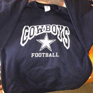 Cowboys Pullover
